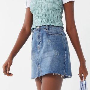 ✨ NWT BDG Re-Made Denim Mini Skirt ✨